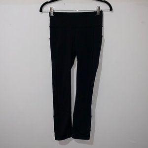 LULULEMON WOMEN'S BLACK LEGGINGS X1 - 2